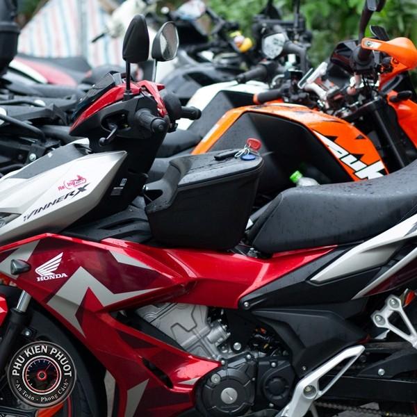thùng giữa givi winner x, thùng xe winner x , thùng xe máy winner x